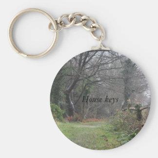 Key ring words hose keys