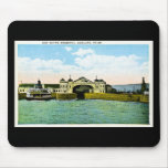 Key Route Ferry Boat Terminal, Oakland, CA Mousepads