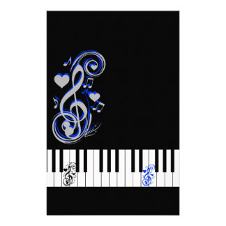 Key s Lof Love_ Personalized Stationery