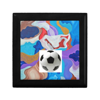 Key Soccer Ball Gift Box
