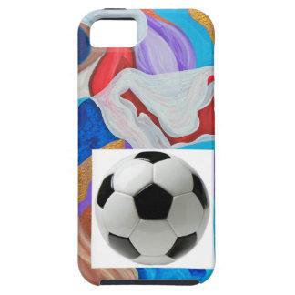 Key Soccer Ball iPhone SE/5/5s Case