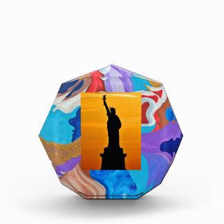 Key Statue Of Liberty Award