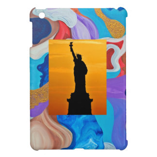 Key Statue Of Liberty iPad Mini Case