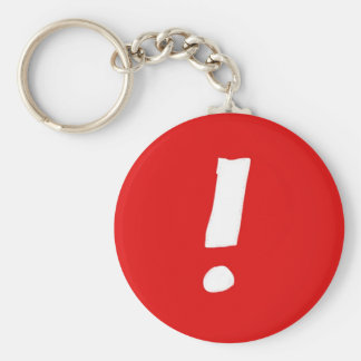 Key supporter call signal red/knows key chains