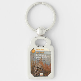 Key supporter Mary Iceland Keychain