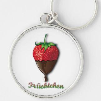 Key supporter Premium strawberry rascal Keychain