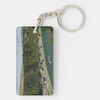 Key supporter to the Loreley in the central Rhine Keychain