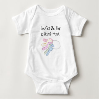 Key to Nana's Heart Tshirts and Gifts