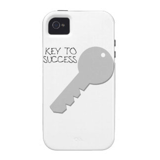 Key to Success iPhone 4/4S Cover