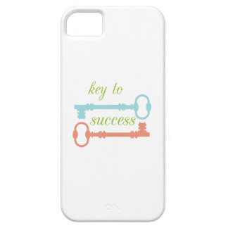Key To Success iPhone 5 Cover