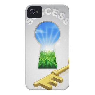 Key to Success iPhone 4 Case
