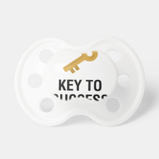 Key to Success Pacifier