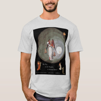Key to the Kingdom - Annunciation of Karma T-Shirt