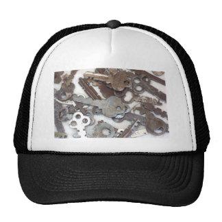 Key to the kingdom trucker hat