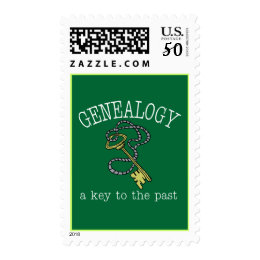 Key To The Past Postage