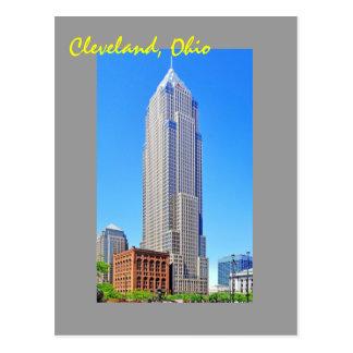 Key Tower, Cleveland, Ohio, U.S.A. Postcard