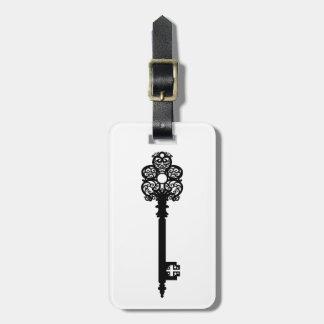 Key V Luggage Tag