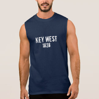 Key West 1828 Muscle la camisa