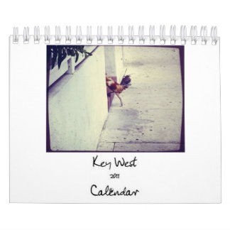 Key West 2011 Calendar