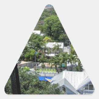 Key West 2016 Triangle Sticker