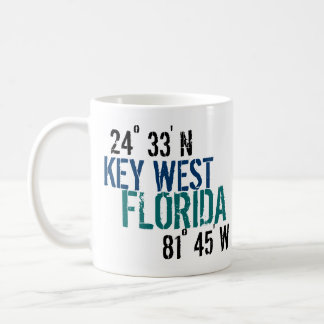 Key West 24° 33' N/81° 45' W Taza