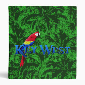 Key West 3 Ring Binder