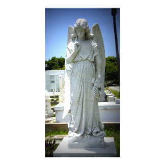 Key West Angel Card