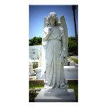 Key West Angel Custom Photo Card