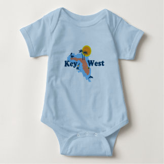 Key West. Baby Bodysuit