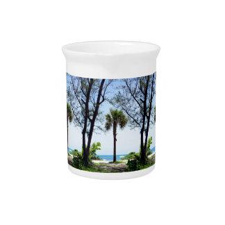 Key West Beach Drink Pitchers
