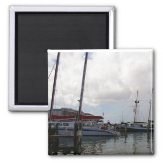 Key West Boats 3 Magnet