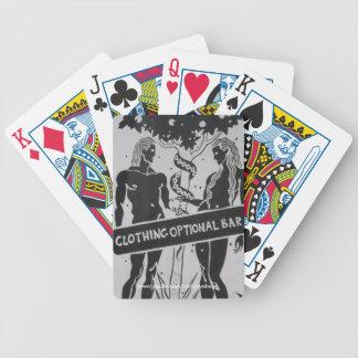 Key West Clothing Optional Playing Cards