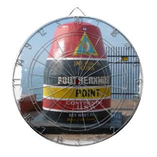 Key West Dartboard With Darts