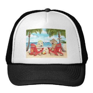 Key West de amor Gorros