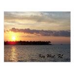 Key West, FL Tarjeta Postal