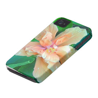 Key West Flora iPhone 4 Cover