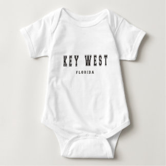 Key West Florida Baby Bodysuit