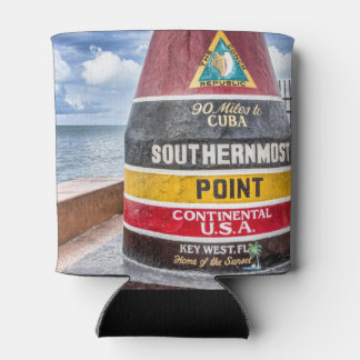 Key West Florida Can Can Cooler