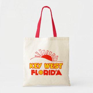 Key West, Florida Canvas Bags