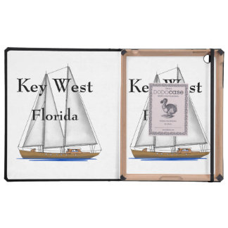 Key West Florida iPad Cover