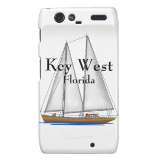 Key West Florida Motorola Droid RAZR Case