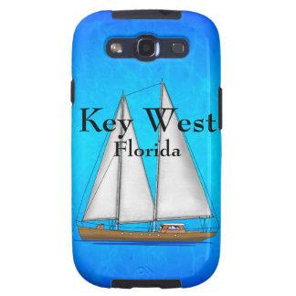 Key West Florida Samsung Galaxy S3 Cases