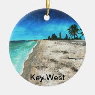 key west florida christmas ornament