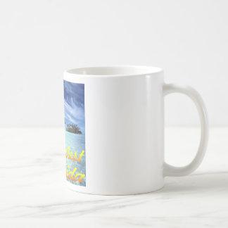 Key West Florida Dolphins Coffee Mug