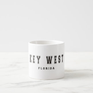 Key West Florida Espresso Cup
