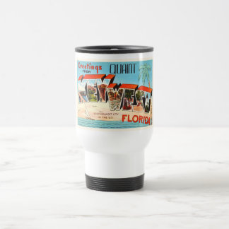 Key West Florida FL Old Vintage Travel Souvenir Travel Mug
