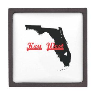 key west Florida Gift Box