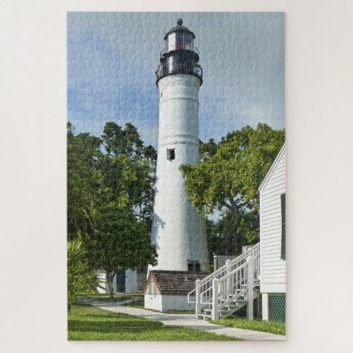 Key West, Florida, Lighthouse Jigsaw Puzzle