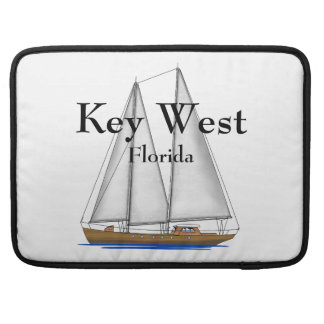 Key West Florida MacBook Pro Sleeve