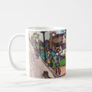 Key West Florida Painting #1 Coffee Mug